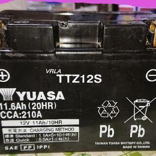 台湾ユアサ TTZ12S バッテリー