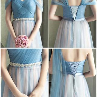 ブライズメイド ドレス