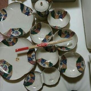 チョイ値下げ😃萬宝窯 お皿セット