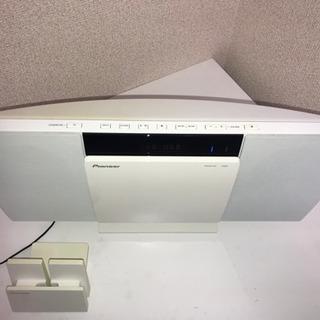 【 Pioneer】2014年製CDミニコンポ