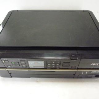 EPSON(エプソン)複合機 EP-801A インク切れ無し 部品取り
