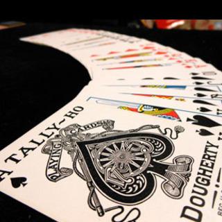 カードマジック講座 新年度は新し趣味の習得から