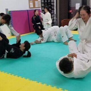 趣味で楽しむ柔術教室!【格闘技未経験の方でも大歓迎です。】