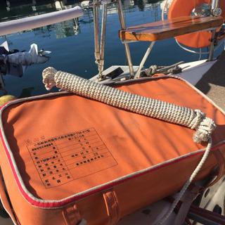 小型船舶用救命浮器FTM_4Y
