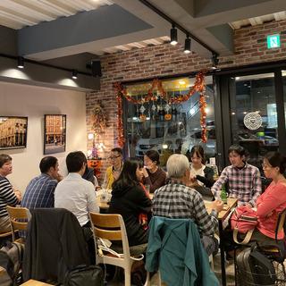 6月スペイン語フリートーキング@京都ランドリーカフェ