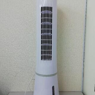 これからの季節に大活躍!コイズミ冷風扇 ACF-210-W