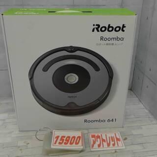 3/3 アウトレット入荷、12306 アイロボット ルンバ 64...