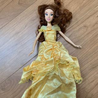 Disney Barbie(ディズニー バービー)ーベル プリンセス