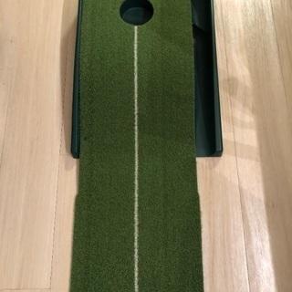 ゴルフ パター練習マット