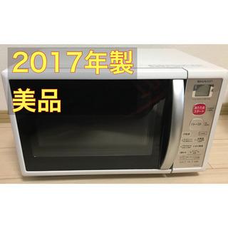 シャープ オーブンレンジ 2017年制