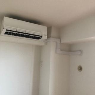 福岡でエアコン取り付け、移設工事、電気工事をおこなっております。