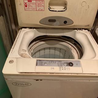 全自動洗濯機 年代物です