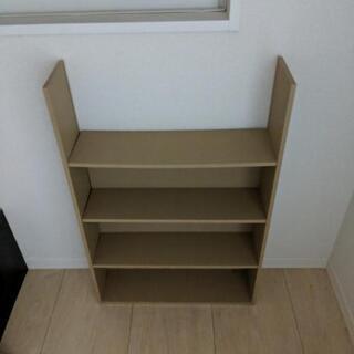 引っ越しのため処分します。 本棚です