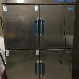 東芝 業務用 4ドア 冷凍・冷蔵庫 RGC-421-TMJ-V-K