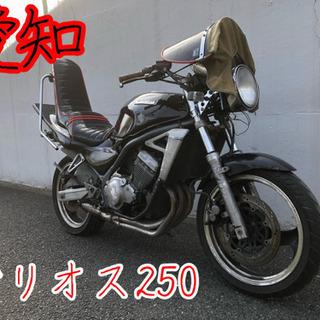バリオス250 1型  実働レストアベース