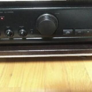 【最終値下げ】使いやすいアンプ!、Technics SU-V50...
