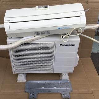 <動作品>パナソニック・インバーター冷暖房除湿・ルームエア…
