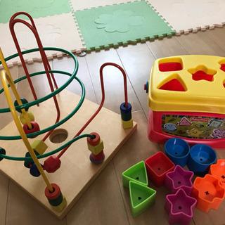 0歳〜2歳 知育玩具 おもちゃ 2点