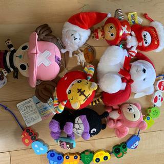 おもちゃ多数
