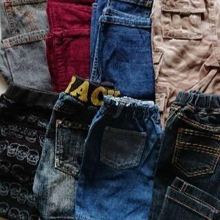 80cmジーンズ 一枚どれでも200円