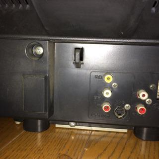 ブラウン管テレビ 21型 フラット画面 アナログ(地デジではあり...