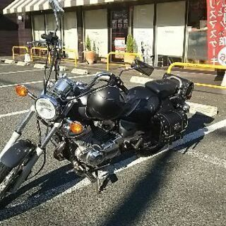 実質15万円!!超貴重なビラーゴ125ドイツ仕様!