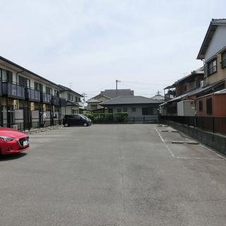 初月無料❗️駐車スペースが足りない方必見❗️広々駐車場完備❗️月...