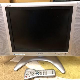 ジャンクレベルの液晶テレビ