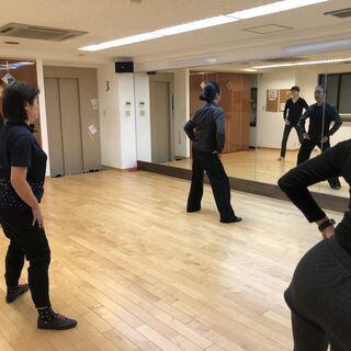3月30日(月) 20:00〜 新宿曙橋 ペアで踊る前に ラテン...