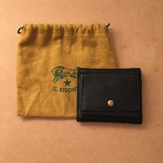 IL BISONTE 三つ折り財布