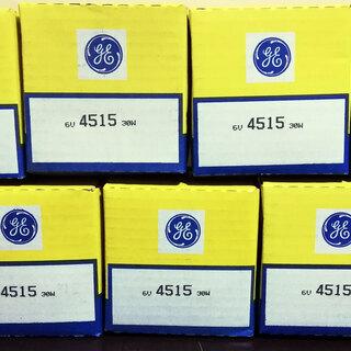 GE ◆ PAR36ハロゲンランプ GE4515 6V/30W/...