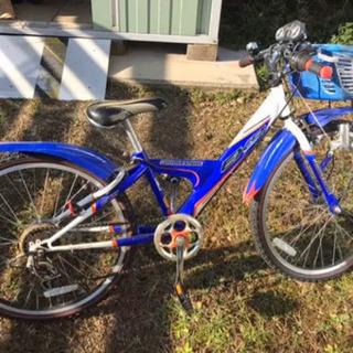 受取の方決定済み  小学生 自転車26インチ