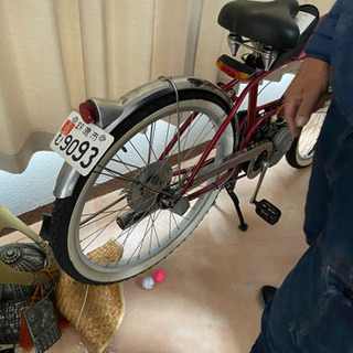 エンジン付き自転車 - 鈴鹿市