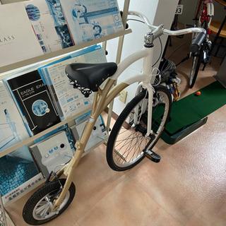 珍しい自転車の画像