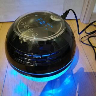 【ディフューザー】【情熱価格】水で空気を洗う空気清浄機