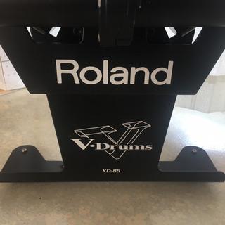 大幅値下げ中 Roland KD-85BK ローランド vドラム...
