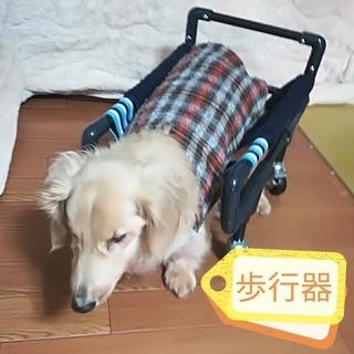 介護犬(シートタイプ・リングタイプ)四輪歩行器