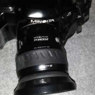 フイルムカメラ MINOLTA α5xi  - 家電