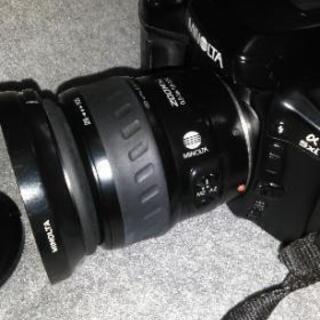 フイルムカメラ MINOLTA α5xi  - 売ります・あげます