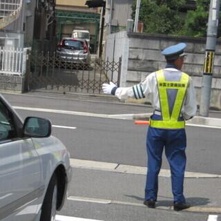 交通誘導警備員 日給なんと¥8,500~!!