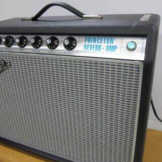 ほぼ新品 fender  '68 Custom Princeto...