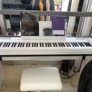 電子ピアノ ヤマハ2015年製 保証1ヶ月あります。