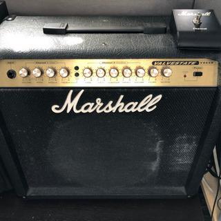 10日まで値下げ マーシャル VS65R ギターアンプ フットス...