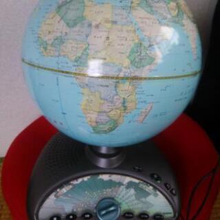 しゃべる地球儀ワールドグローブ 知育玩具
