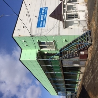 【格安】36号線沿い 苫小牧市 アパート 2DK 13世帯 1階...