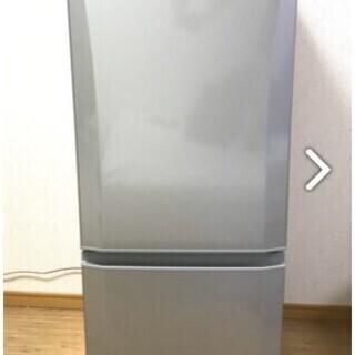 3/10午前中まで【三菱電機】146L 2ドア冷蔵庫 MR-P1...