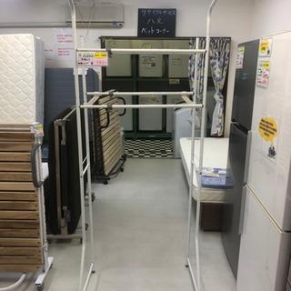 【リサイクルサービス八光 田上店】洗濯ラック 伸縮タイプ …