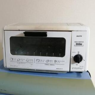 トースター 三洋製 2010年製造
