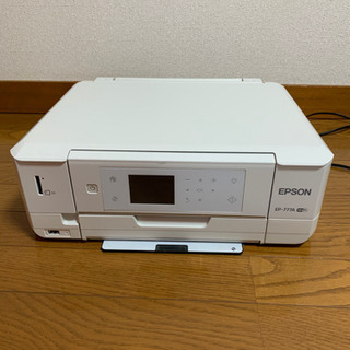 EPSONプリンター複合機 EP-777A