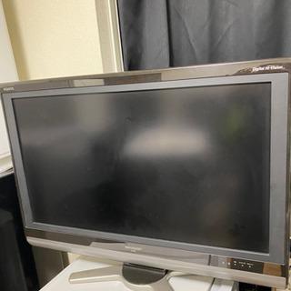 No.72 SHARP AQUOS32型テレビ 2009年製